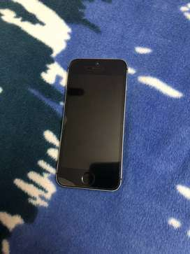 iPhone 5S (Space grey)