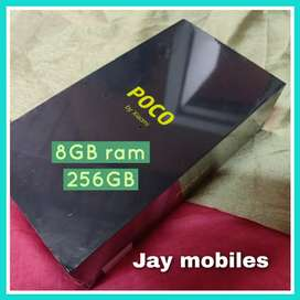 Exchange - Sealed pack Poco F1 256GB 8GB ram