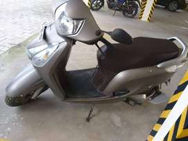 Well Maintained Honda Activa with few kms droven