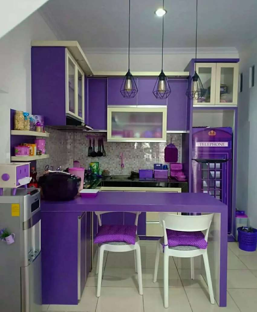 kitchen set minimalis 0