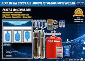 Set depot air ekonomis