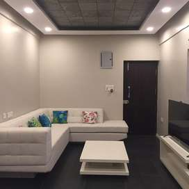 North East Facing Full Furnished Apartment with both Manjeera and Bore