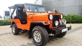 Mahindra Others, 1987, Diesel