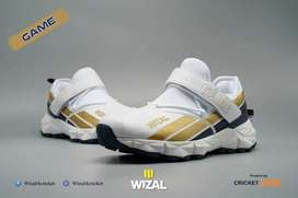 NEW WIZAL GAME/SPARX CRICKET SHOES ALL SIZES 7-11 FREE COD ALL PAK