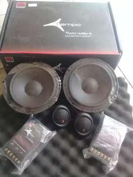 Speaker 2way morel tempo