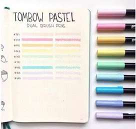 Tombow Dual Brush Pastel