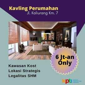Tanah Strategis Jakal Km 7, Cocok Untuk Kost. Lokasi Utara UGM