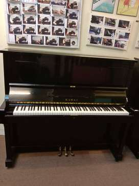 Piano kawai K35 Hitam Peter Piano Bintaro