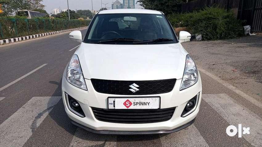 Maruti Suzuki Swift VXi, 2015, Petrol 0