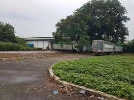 SEWA GUDANG LUAS + OFFICE JL UNTA RAYA