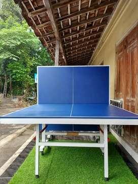 Meja pingpong lipat bisa cod bayar ditempat harga bersehabat