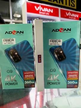 advan g9 4/32 gb
