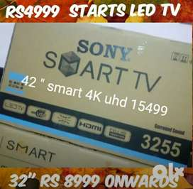 """Sony led tv 24""""-55"""" 5999 onwards factory outlet sales"""