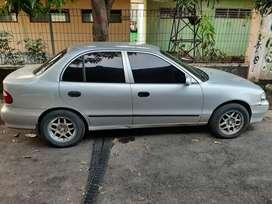 Dijual Cepat Mobil Hyundai Accent Th.2000