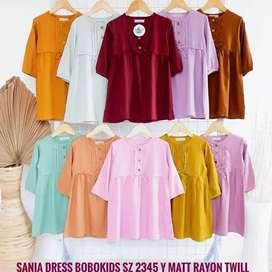 SANIA DRESS BOBOKIDS