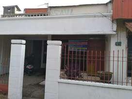 Rumah dipadang kota