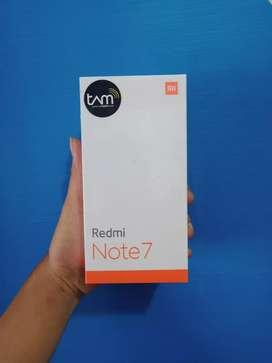 Redmi Note 7 ram 4/64gb Tam {Bisa Cod}