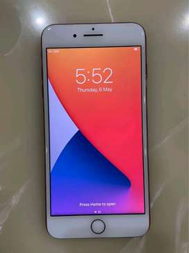 Sale I phone 7 plus good condition 9 months old EMI finance available.