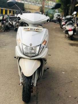 Yamaha ray 2013 model
