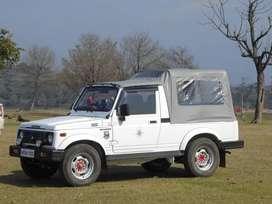 Maruti Suzuki Gypsy 2009 New tyres tubeless