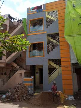 Flat for sale at Northfacing at isukatotha in sivalayam veedhi at vskp