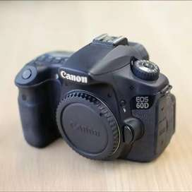 DSlr for shots 60d canon