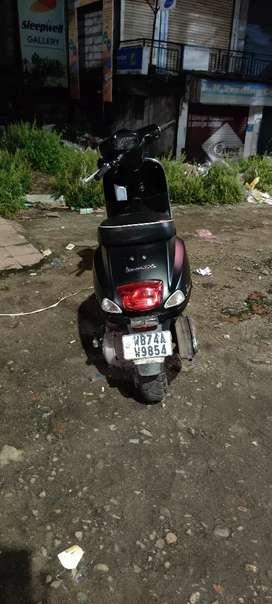 Good condition Vespa scooter 125cc