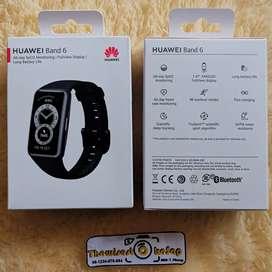 Smartwatch HUAWEI Band 6 Smart Band AMOLED 1.47 Inci 96 mode olahraga