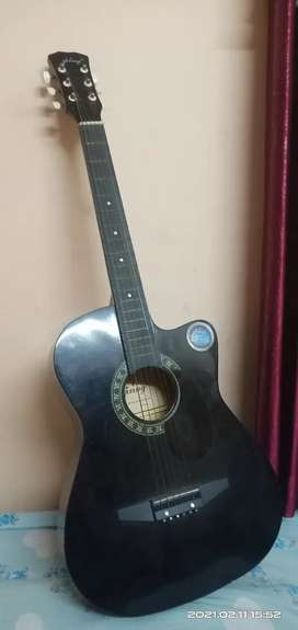 Guitar Not used