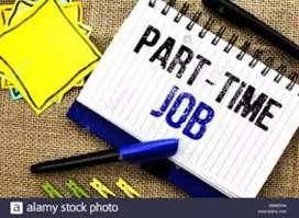 Part time job Hand writing work weekly sal 13000 /