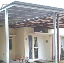 Kanopi dan rangka atap baja ringan