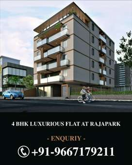 4 BHK Luxurious flat in rajapark