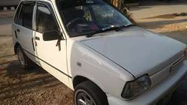 Mehran (officer used) urgent sale