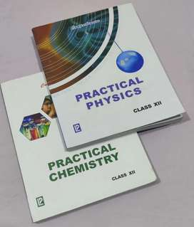 Class 12 Physics and Chemistry Practical