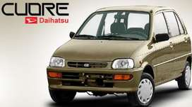 Daihatsu Coure 2012 On Easy Installment