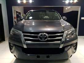 TOYOTA FORTUNER2017on Easy EMIProcess 20%D.P One Step Solution Pvt.Ltd
