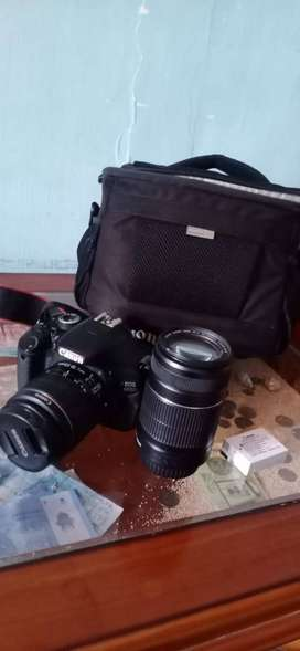 Camera canon EOD 600D