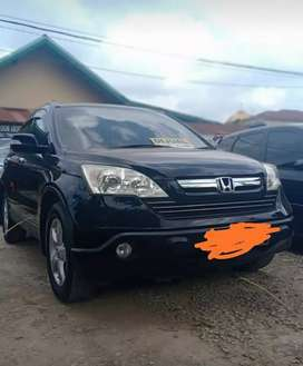 Honda CRV manual 2007