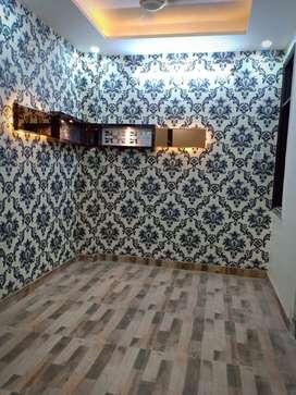 1bhk semifurnished buillders flats in uttam nagar west