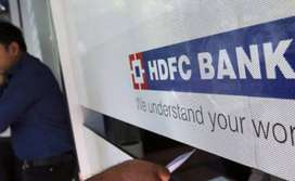 HDFC process hiring for KYC/Data Entry/ CCE/ BPO/Inbound  process jobs