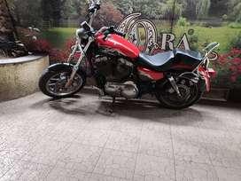Harley Davidson SuperLow 883 for sale