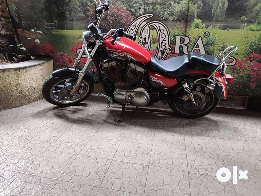Harley Davidson SuperLow 883 for sale 0