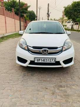 Honda Amaze 2017 CNG & Hybrids Well Maintained