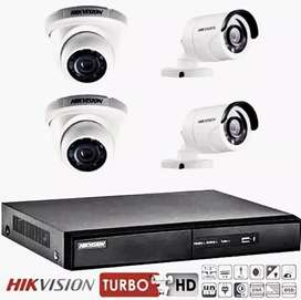 hikvision cctv security