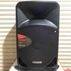 Speaker Aktif portable wireless Hardwell 12H 12 inc Bluetooth Original