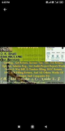 Gst registration only 500-1000 rupee . And gst no provide only 1-2 da,