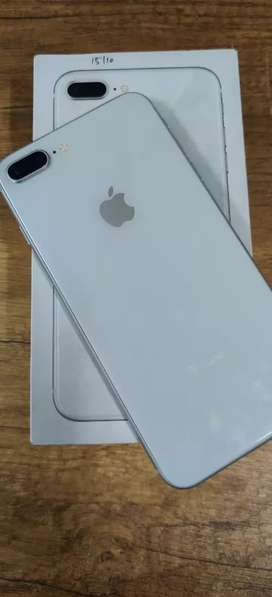 iPhone 8 Plus 64GB - 100% New Condition - With Bill