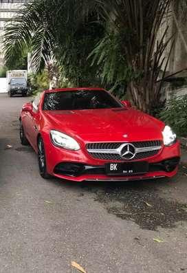 Mercedes benz sport SLC 300 turbo limited