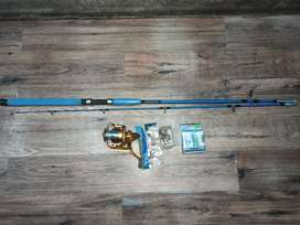 Fishing Rod with accessories complete