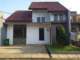 Dijual rumah posisi strategis di Tapos Depok Kota